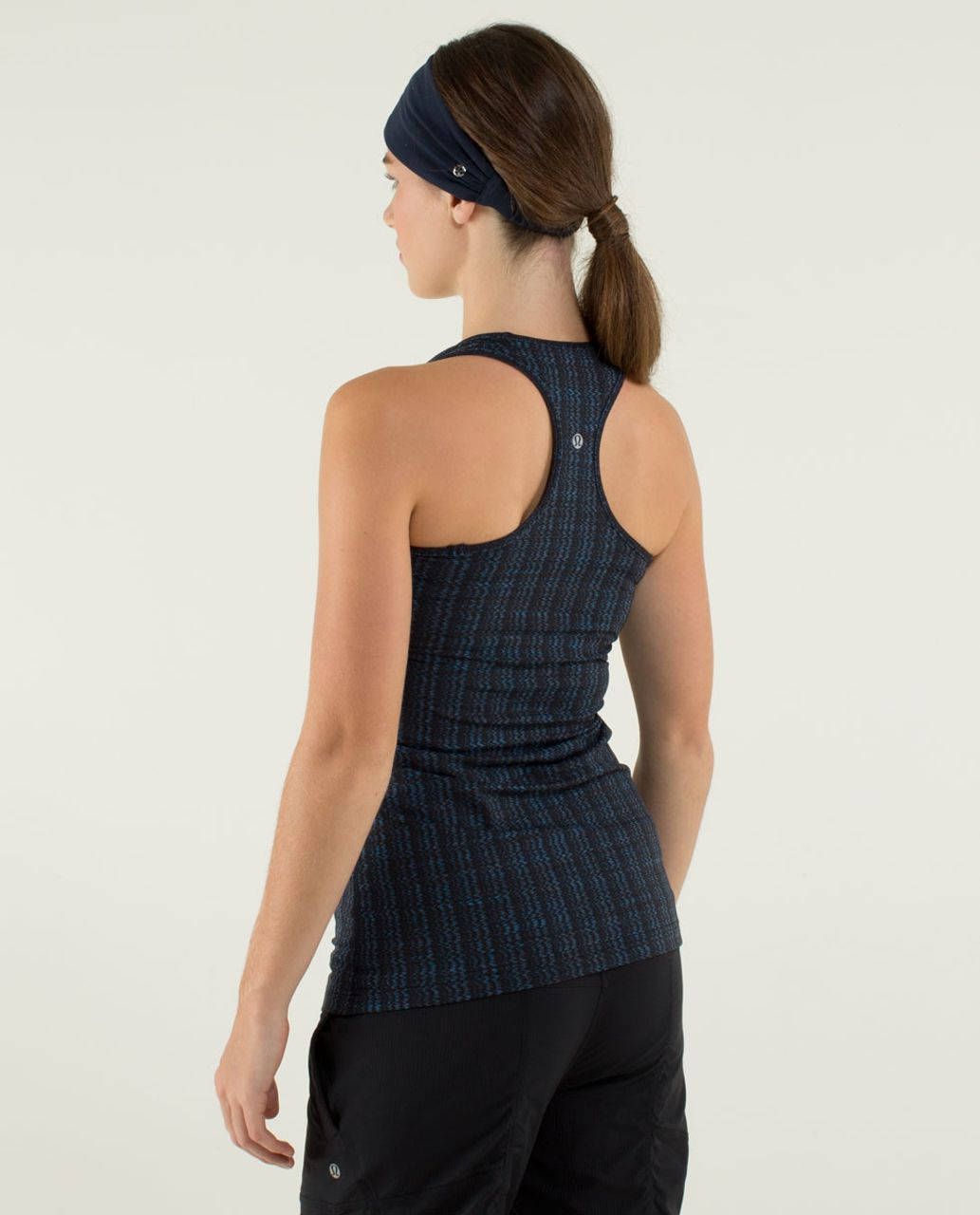 Lululemon Cool Racerback - Ziggy Wee October Inkwell
