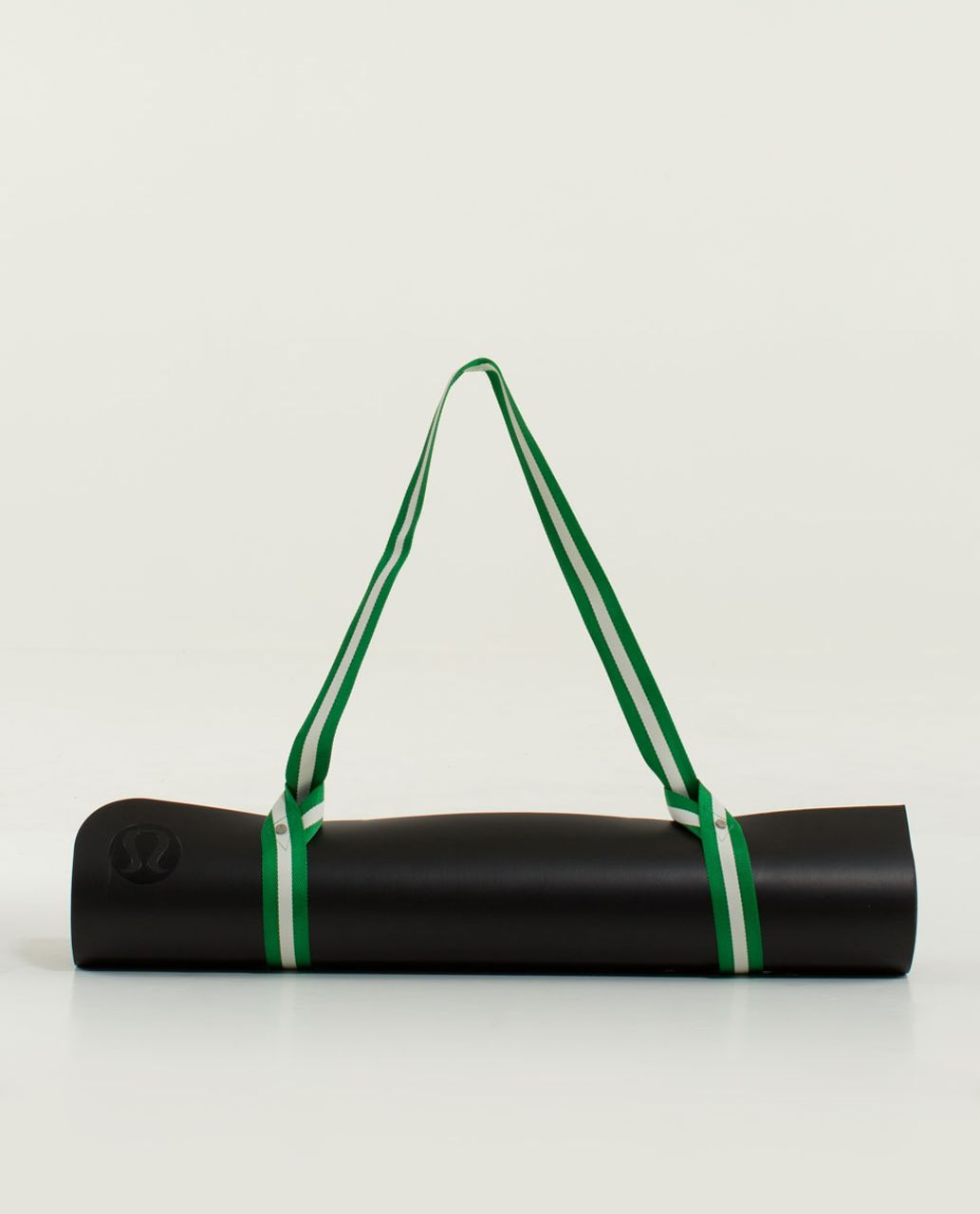 Lululemon Loop It Up Mat Strap - Green Bean / Angel Wing
