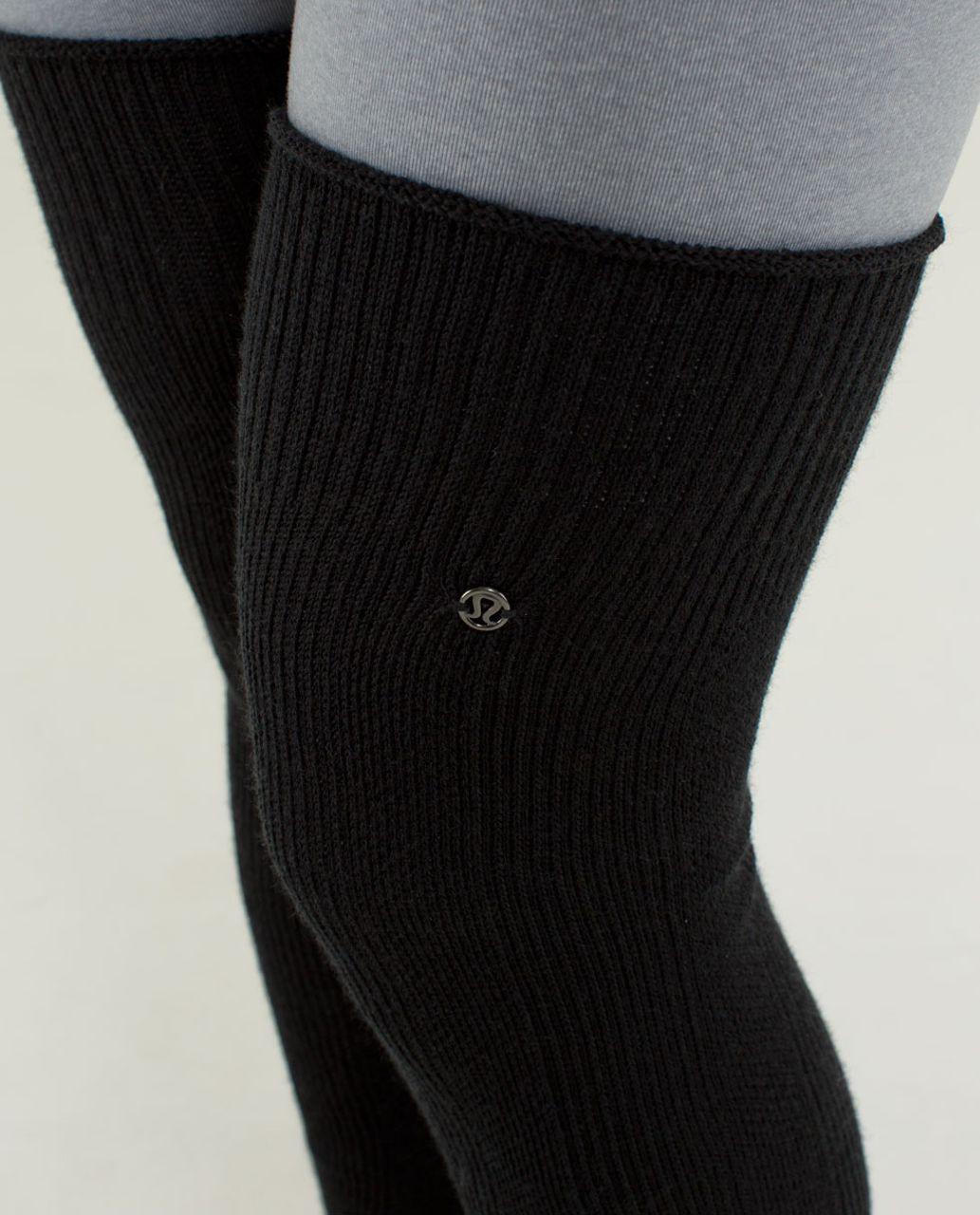 Lululemon Savasana Sock - Black (Second Release)