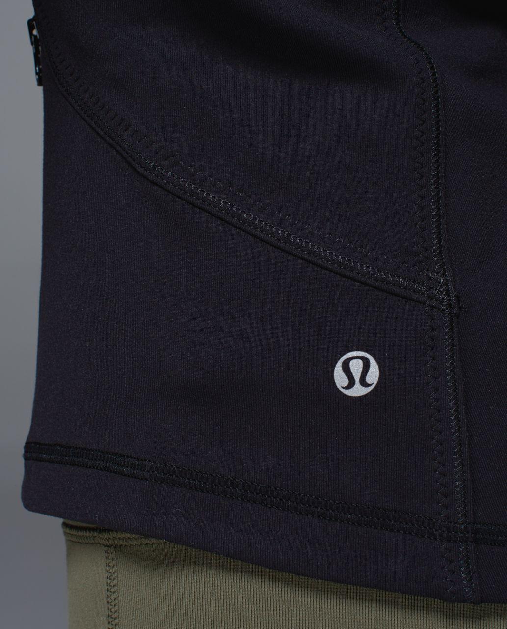 Lululemon Forme Jacket II *Brushed - Black