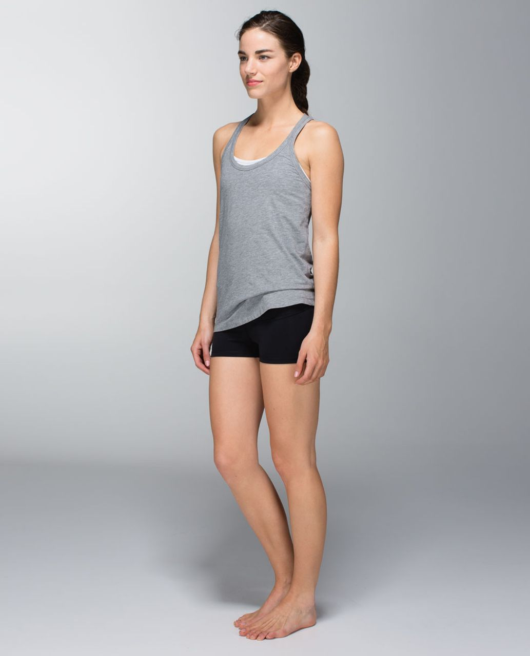 Lululemon Boogie Short *Full-On Luxtreme - Black