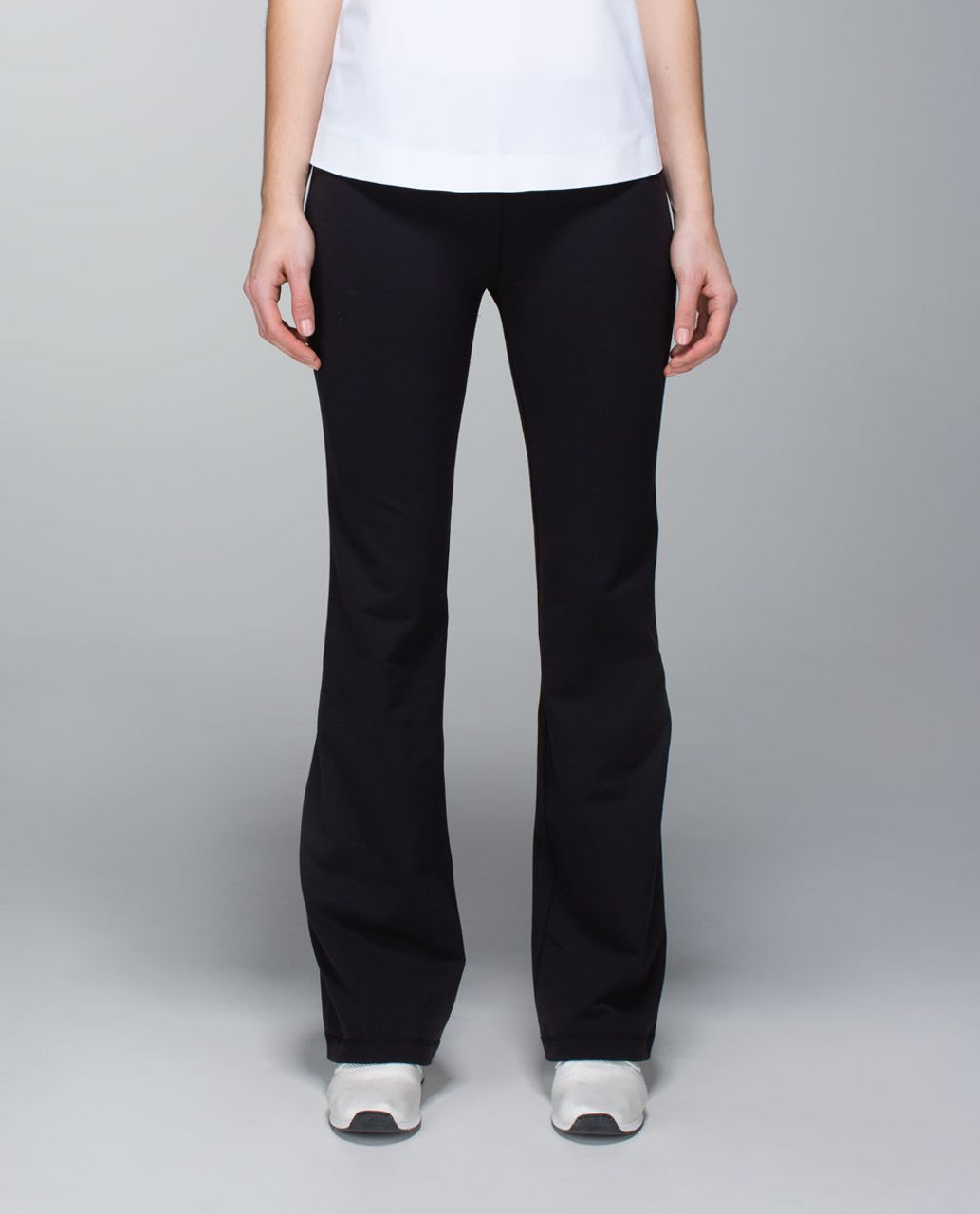 Lululemon Groove Pant (Tall) *Full-On Luon - Black