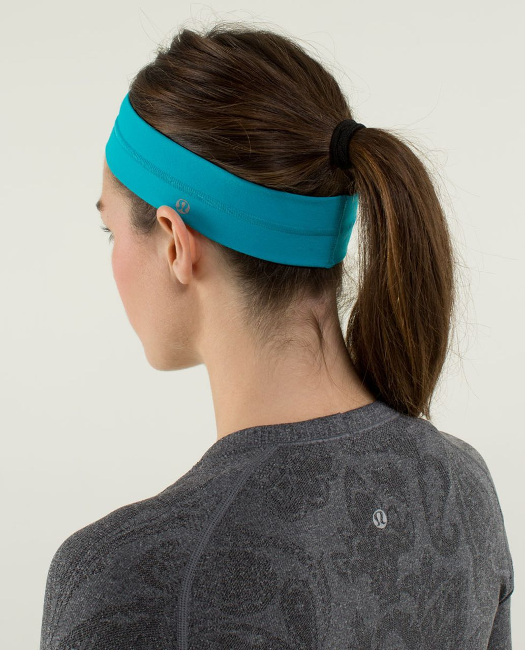 Lululemon Fly Away Tamer Headband - Surge