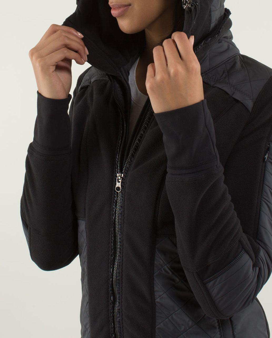 Lululemon Fleecy Keen Jacket - Black