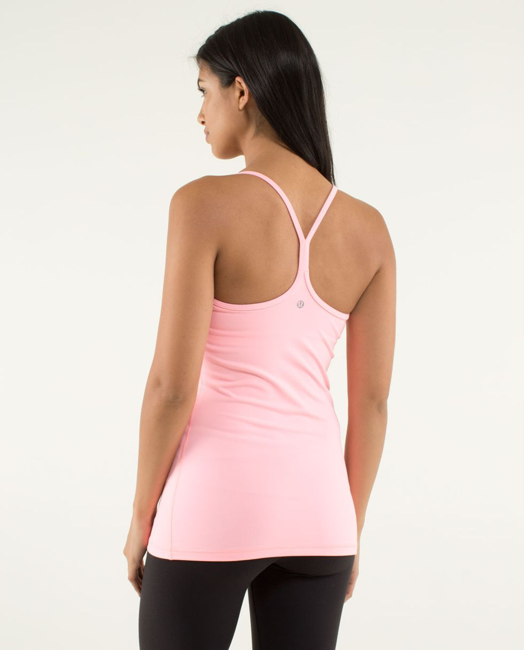 Lululemon Power Y Tank *Luon - Bleached Coral