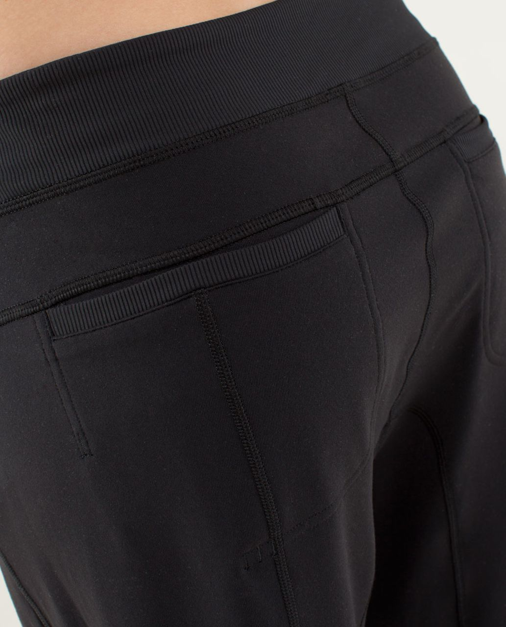 Lululemon Take Me Om Pant - Black
