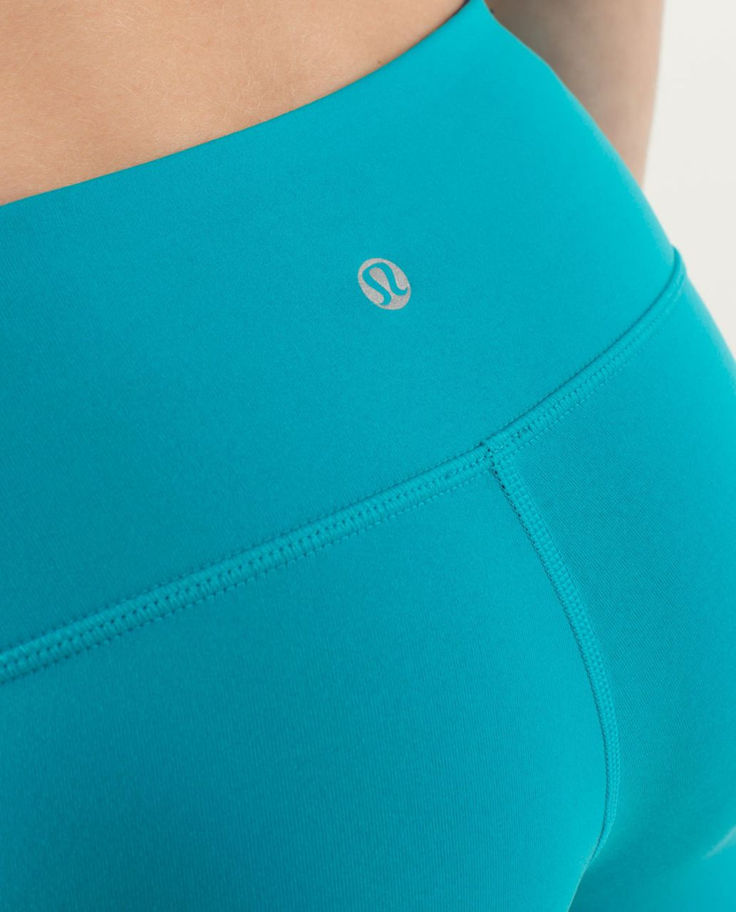 Lululemon Wunder Under Crop *Reversible - Inkwell / Surge