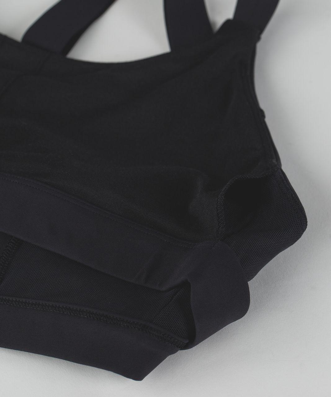 Lululemon Pure Practice Bra - Black