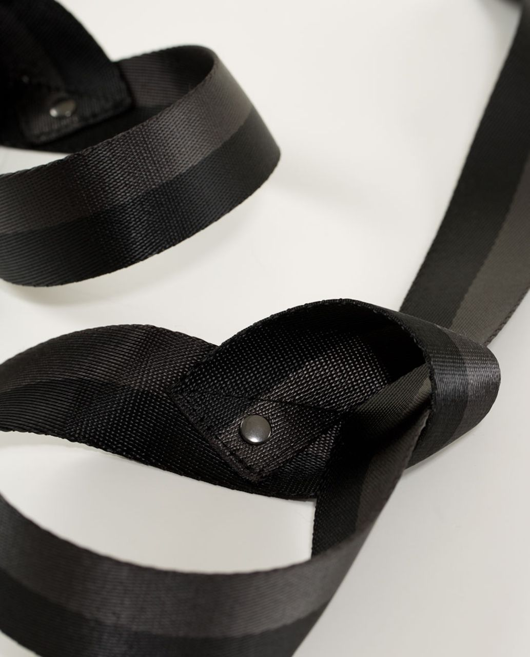 Lululemon Loop It Up Mat Strap - Black / Soot
