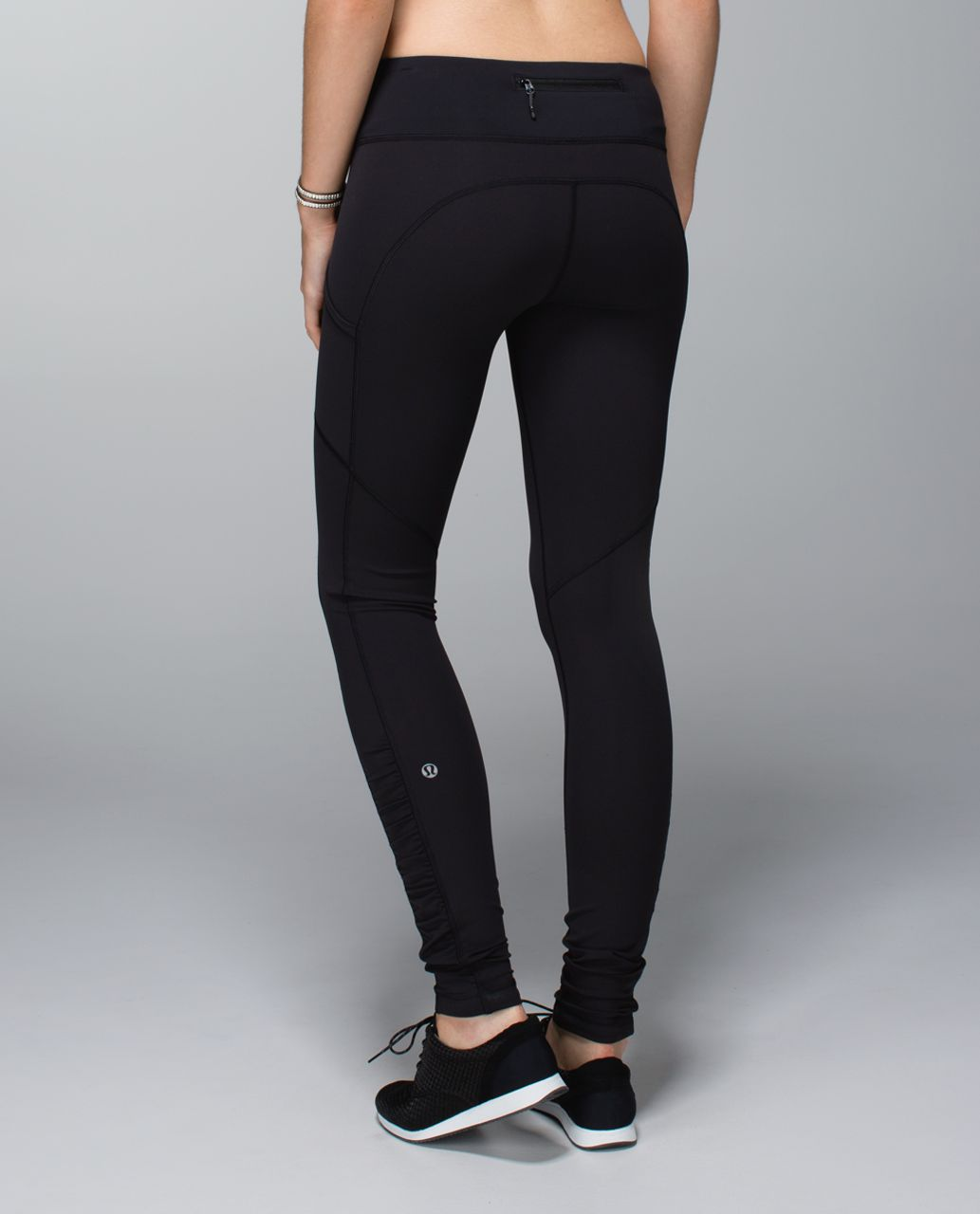 Lululemon Speed Tight *Interlock - Black