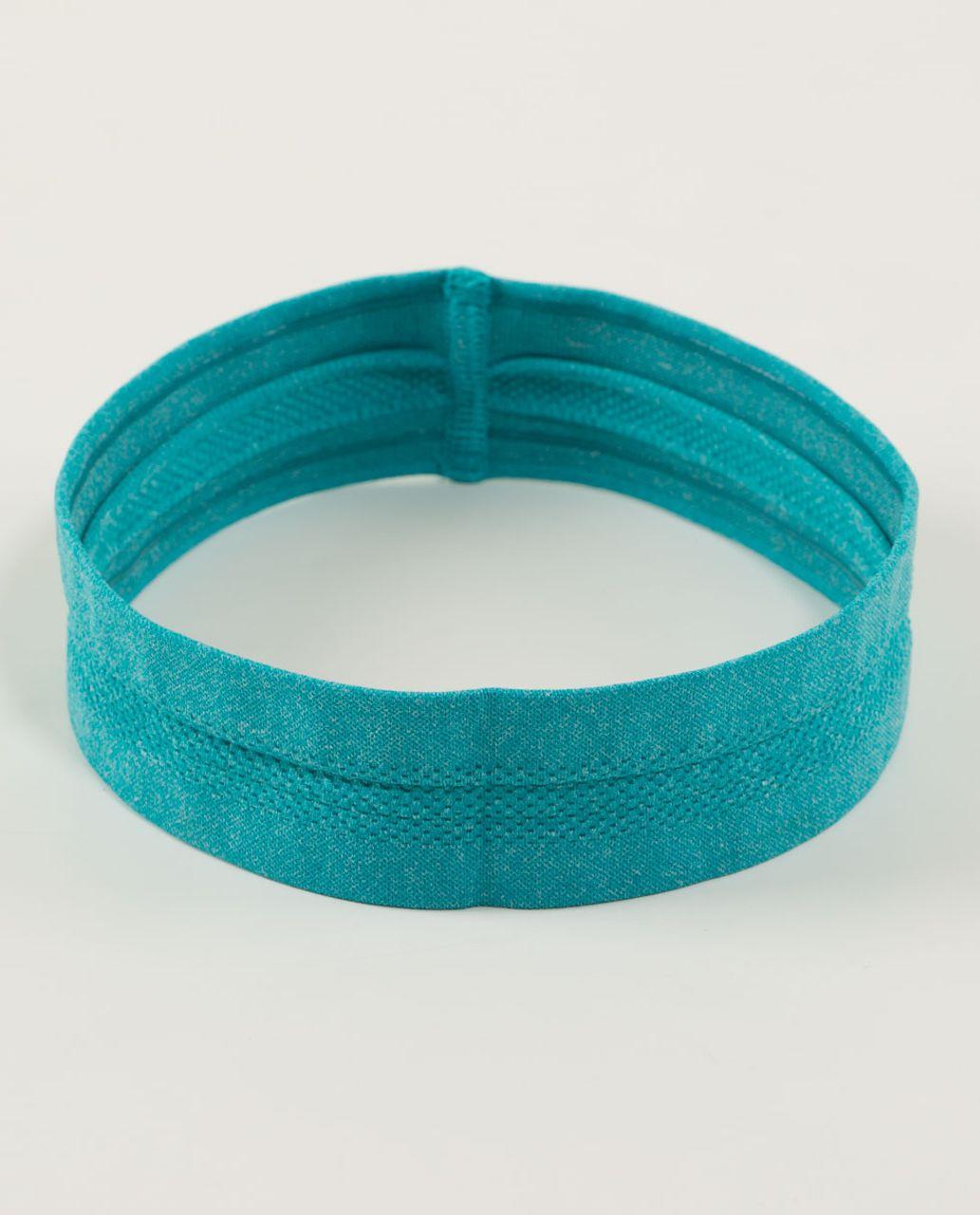 Lululemon Swiftly Headband - Heathered Surge