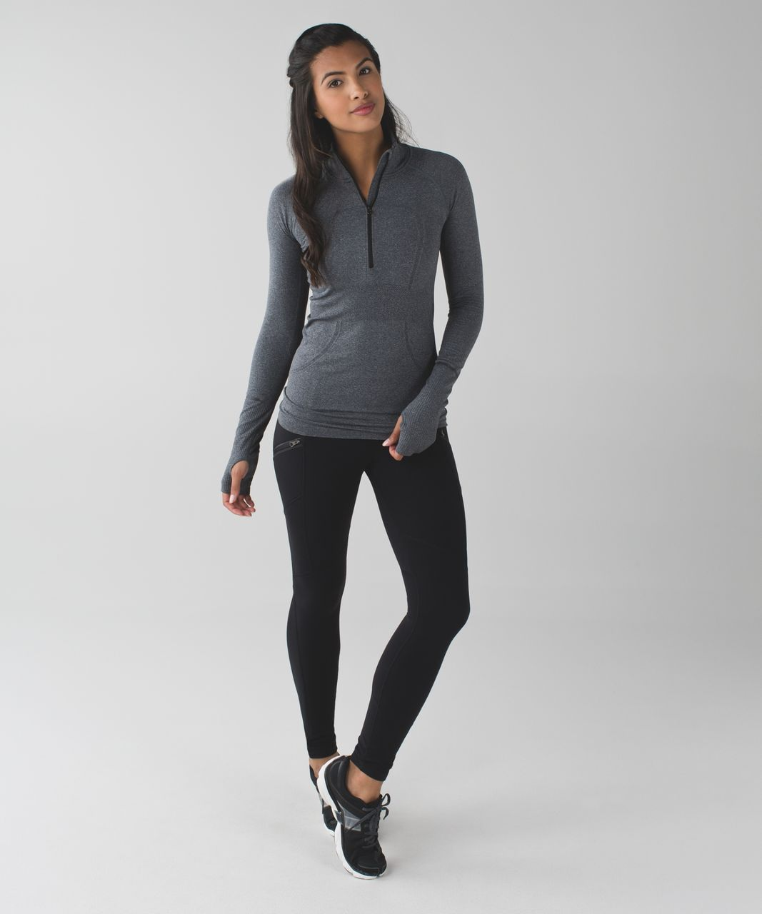 Lululemon Toasty Tech Tight II - Black