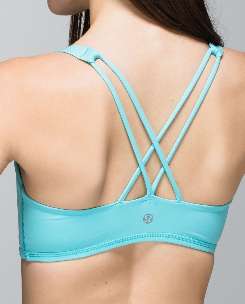 Lululemon Free To Be Bra - Angel Blue