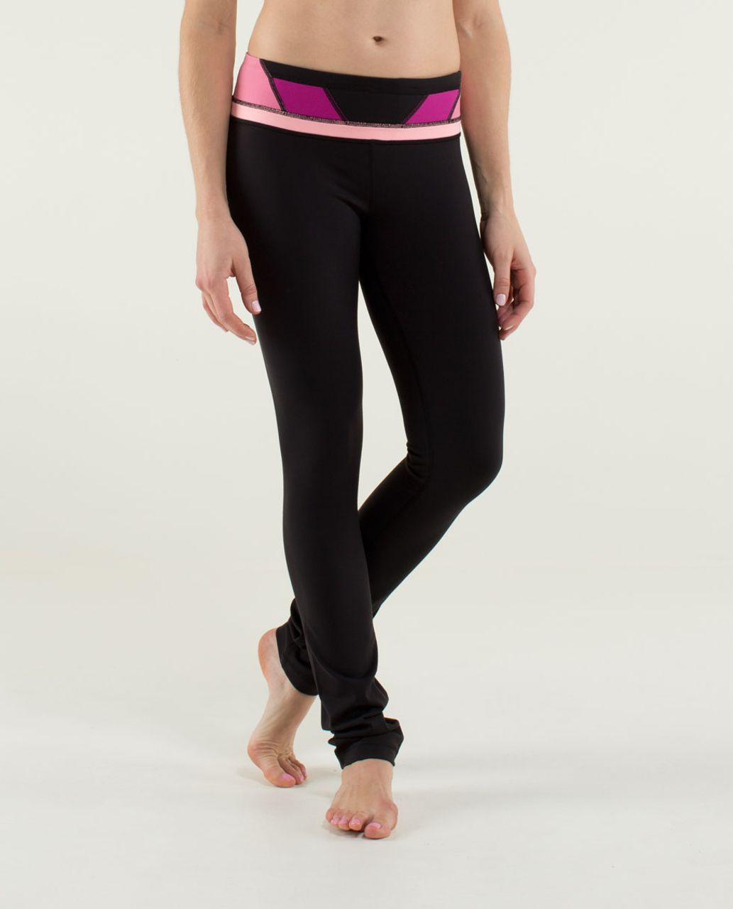 0257046e9 Lululemon Skinny Groove Pant  Full-On Luon - Black   Quilt Winter 13-12 -  lulu fanatics
