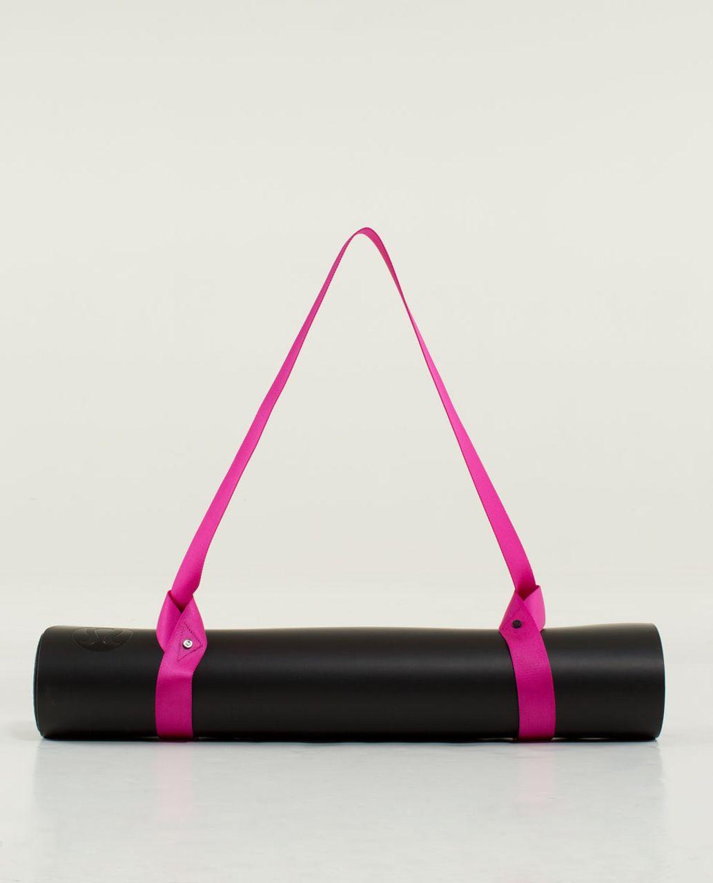Lululemon Loop It Up Mat Strap - Paris Perfection
