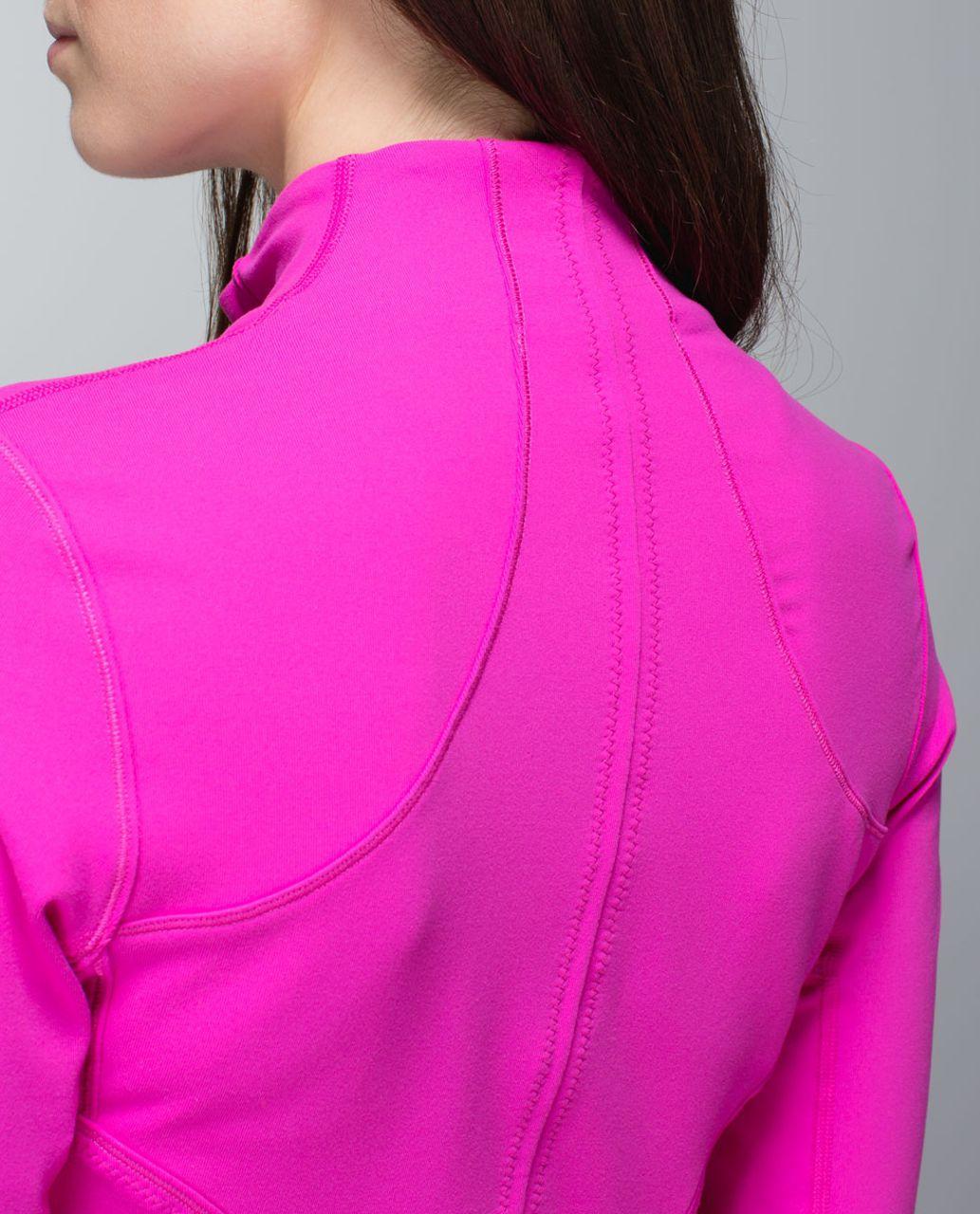 Lululemon Forme Jacket *Cuffins - Paris Perfection