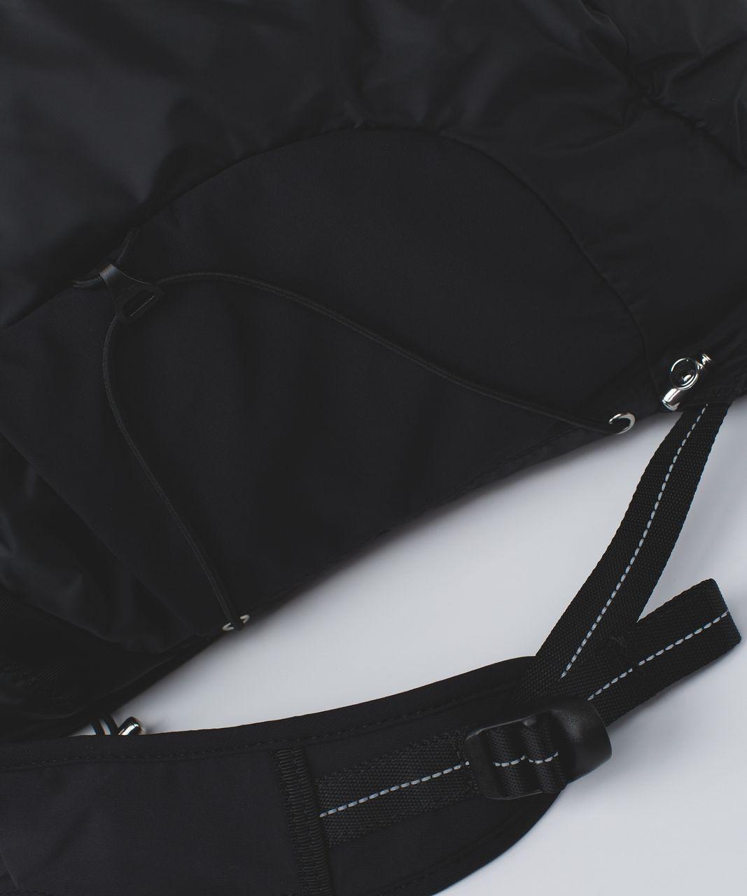 Lululemon Run All Day Pack *Fibre Optic - Black