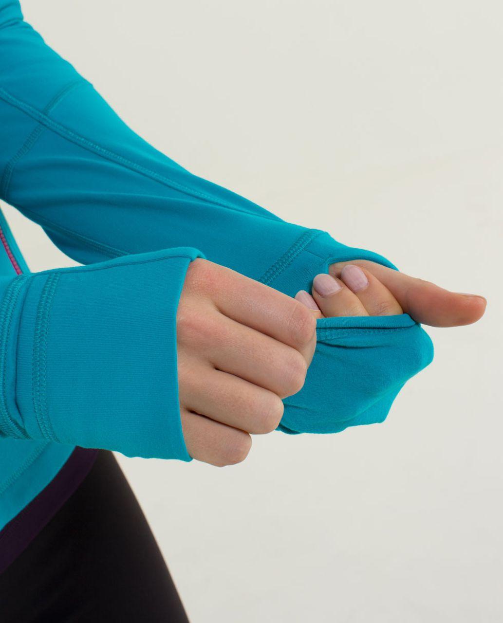 Lululemon Forme Jacket II *Brushed - Surge