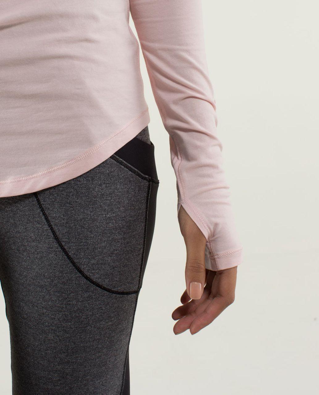 Lululemon Karma Long Sleeve - Pretty Pink