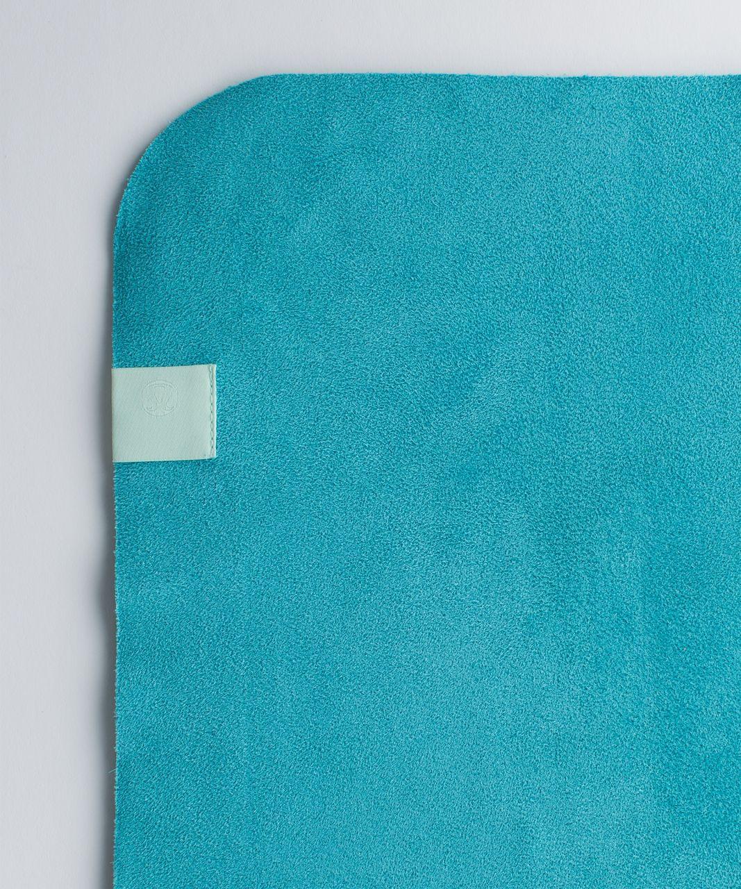 Lululemon The Towel - Peacock Blue