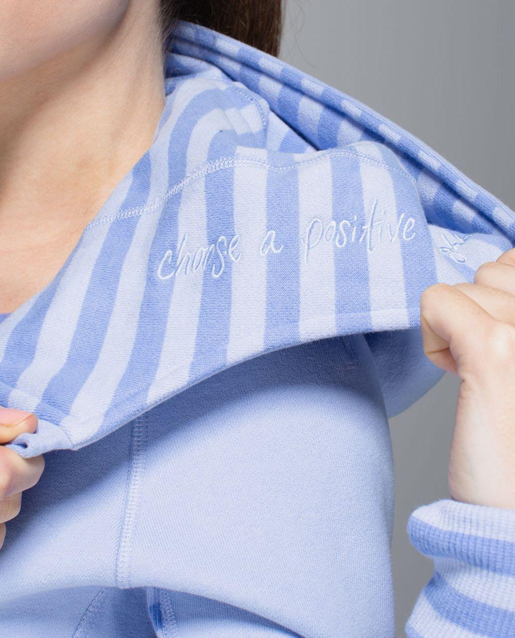 Lululemon Scuba Hoodie *Stretch (Lined Hood) - Lavender Dusk / Lullaby / Apex Stripe Lavender Dusk / Lavender Dusk