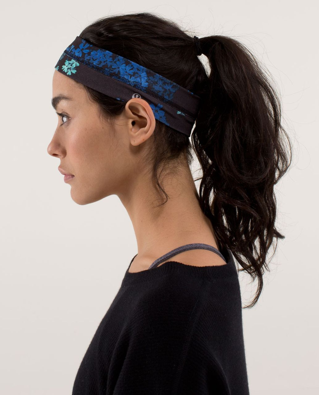 Lululemon Fly Away Tamer Headband - Petal Pop Multi