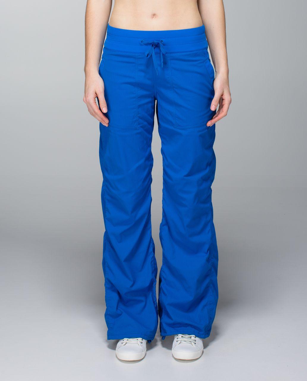 Lululemon Studio Pant II *No Liner (Regular) - Baroque Blue