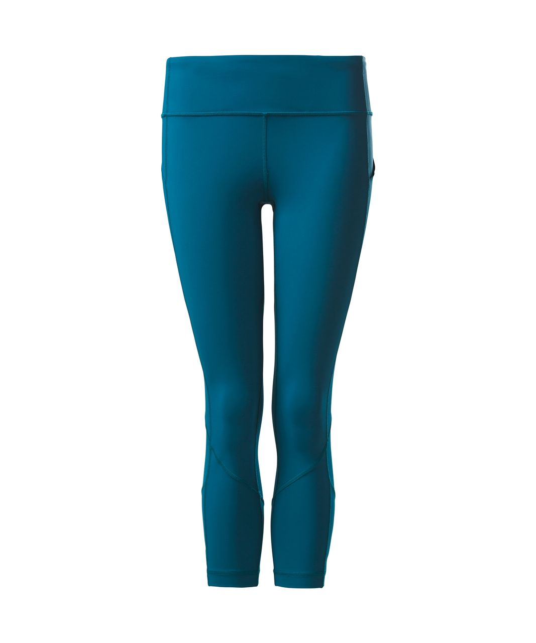 Lululemon Pace Rival Crop - Tofino Teal