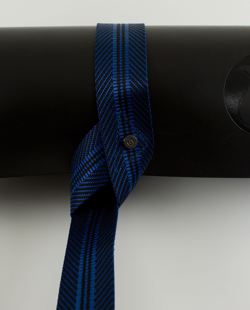 Lululemon Loop It Up Mat Strap - Baroque Blue / Black