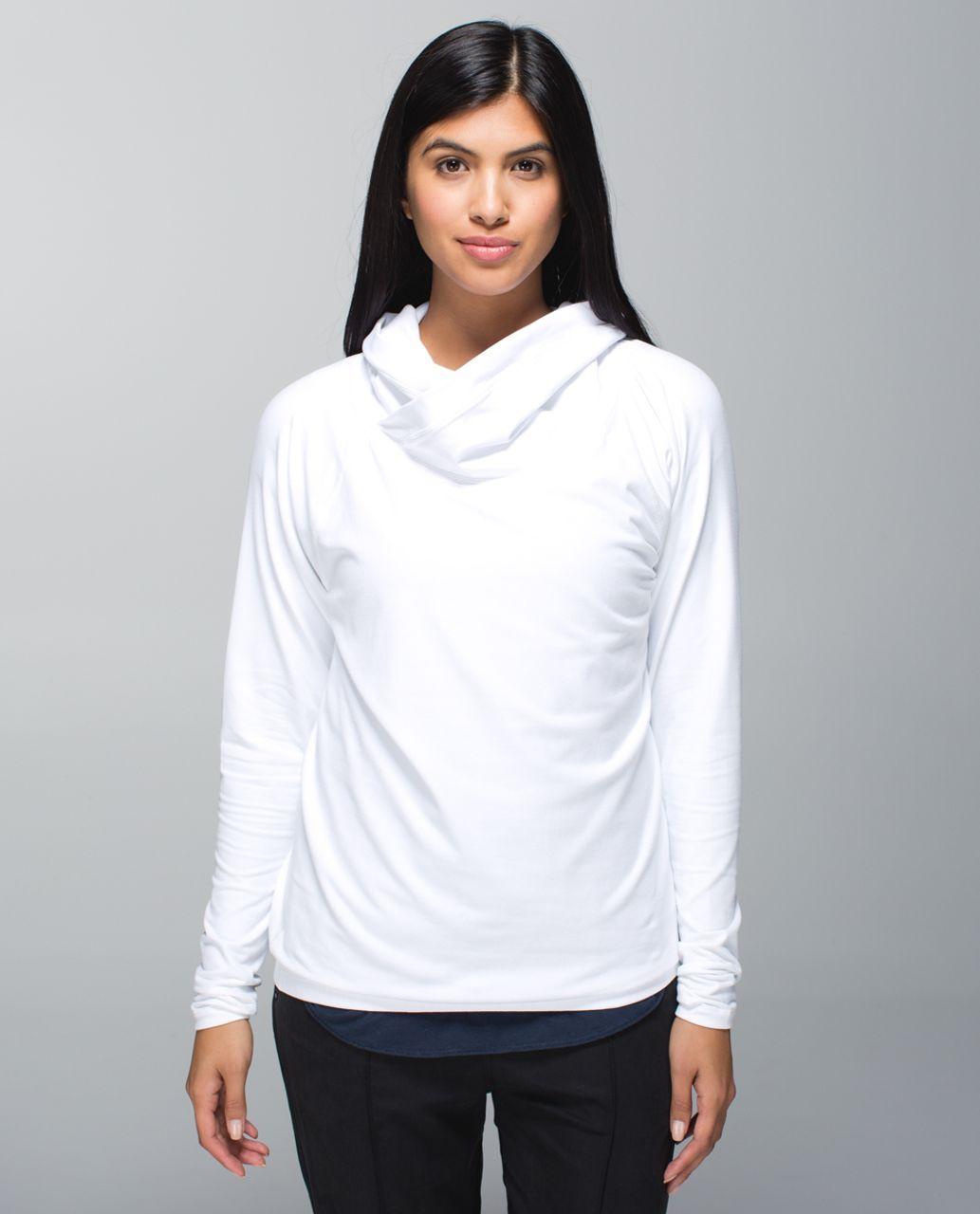 Lululemon Healthy Heart Pullover - White