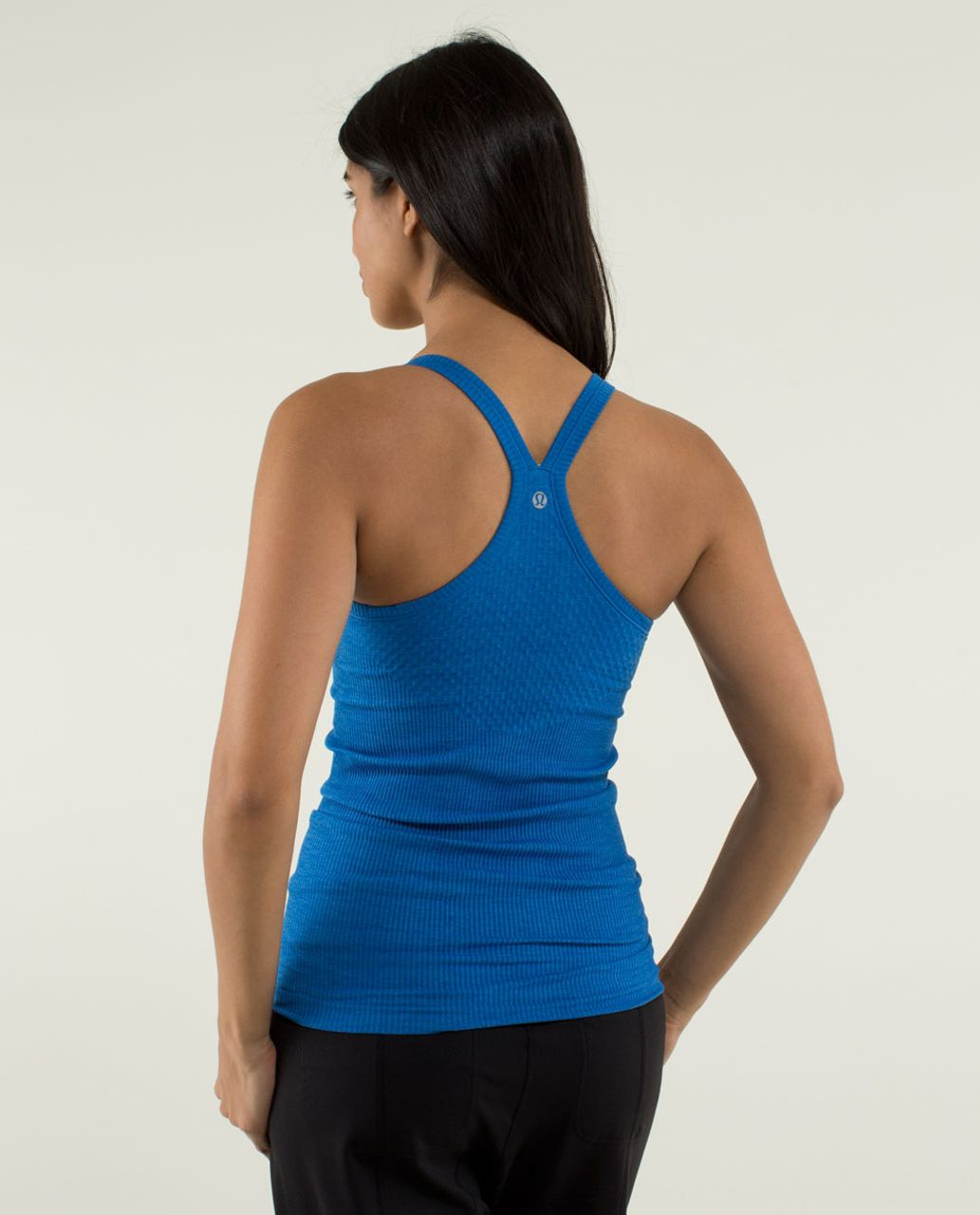 Lululemon Ebb To Street Tank - Heathered Baroque Blue