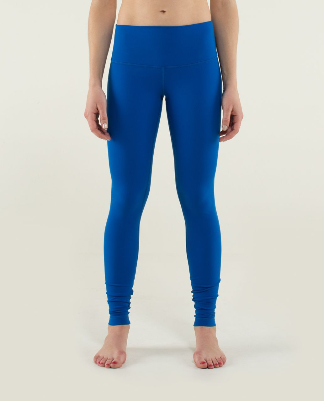 05096e62cc Lululemon Wunder Under Pant (High/Low) *Full-On Luon - Baroque Blue ...