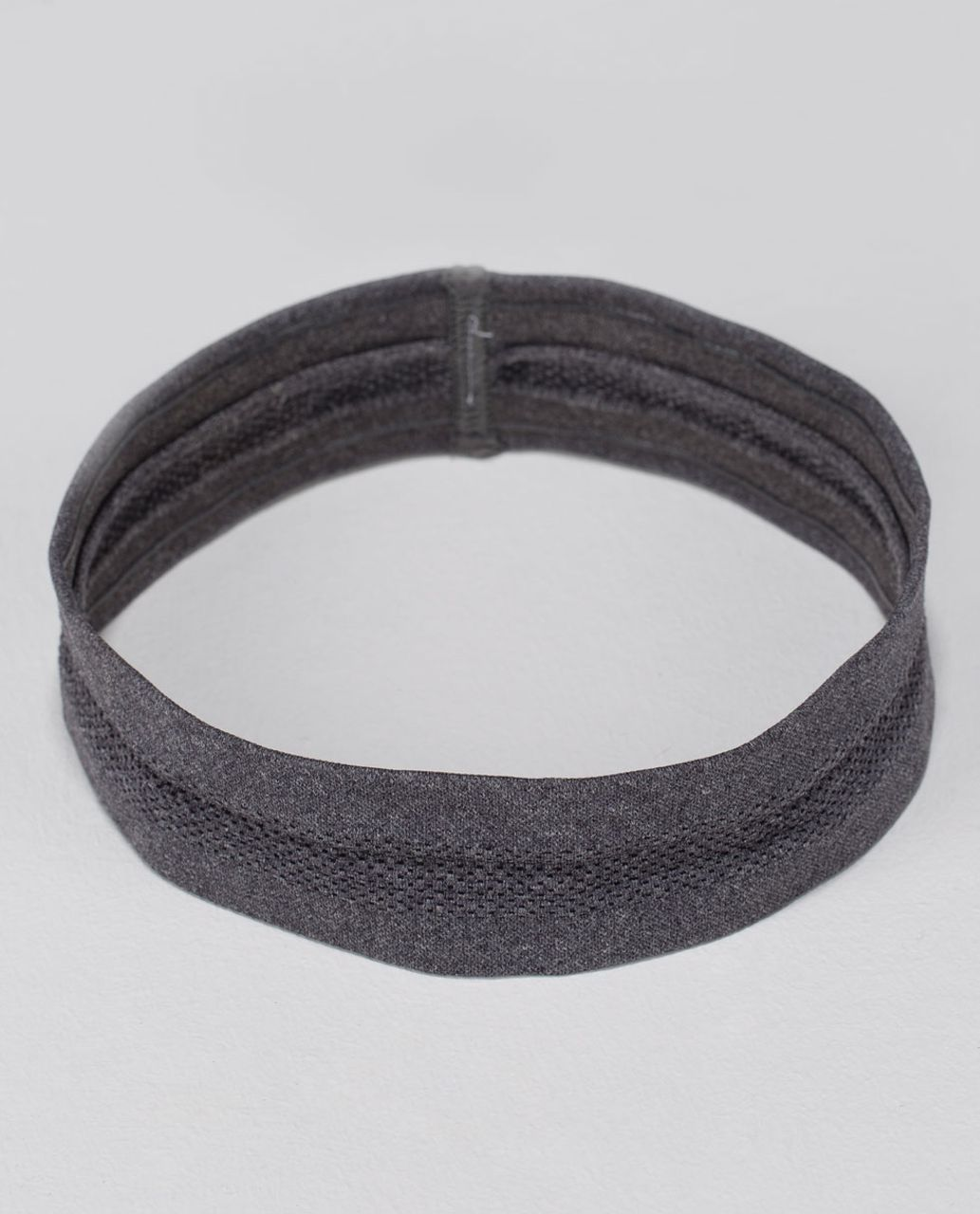 Lululemon Swiftly Headband - Heathered Cadet Blue
