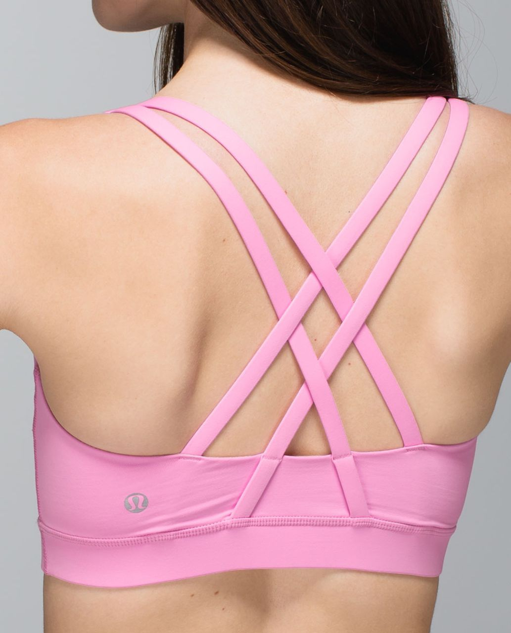 Lululemon Energy Bra - Vintage Pink