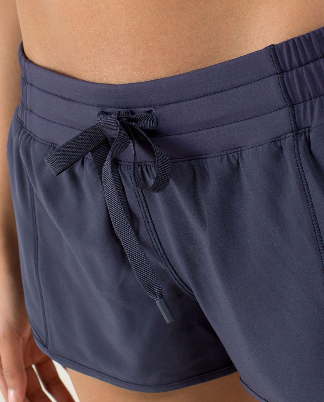 Lululemon Hotty Hot Short - Cadet Blue