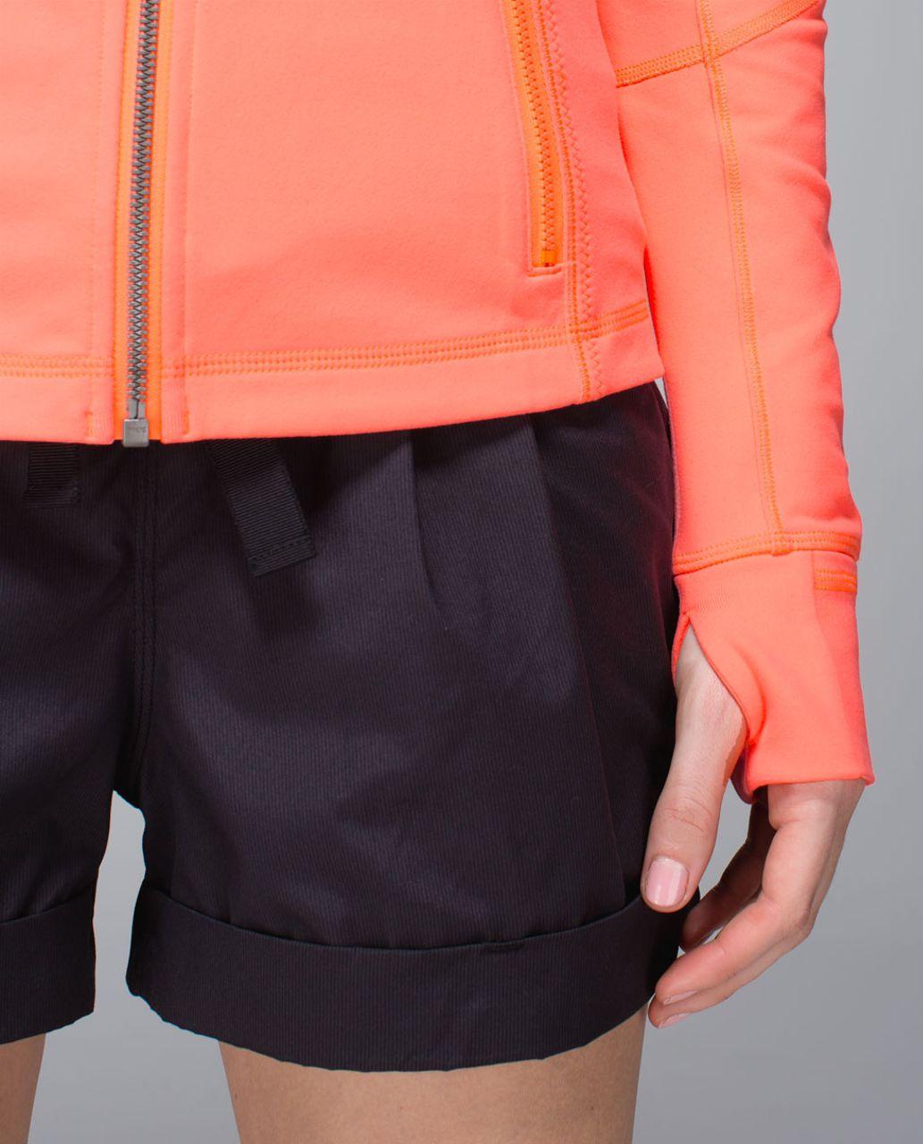 Lululemon Forme Jacket *Cuffins - Very Light Flare