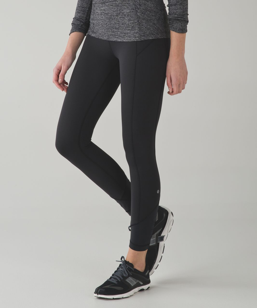 68b131b50 Lululemon Pace Queen Tight - Black - lulu fanatics