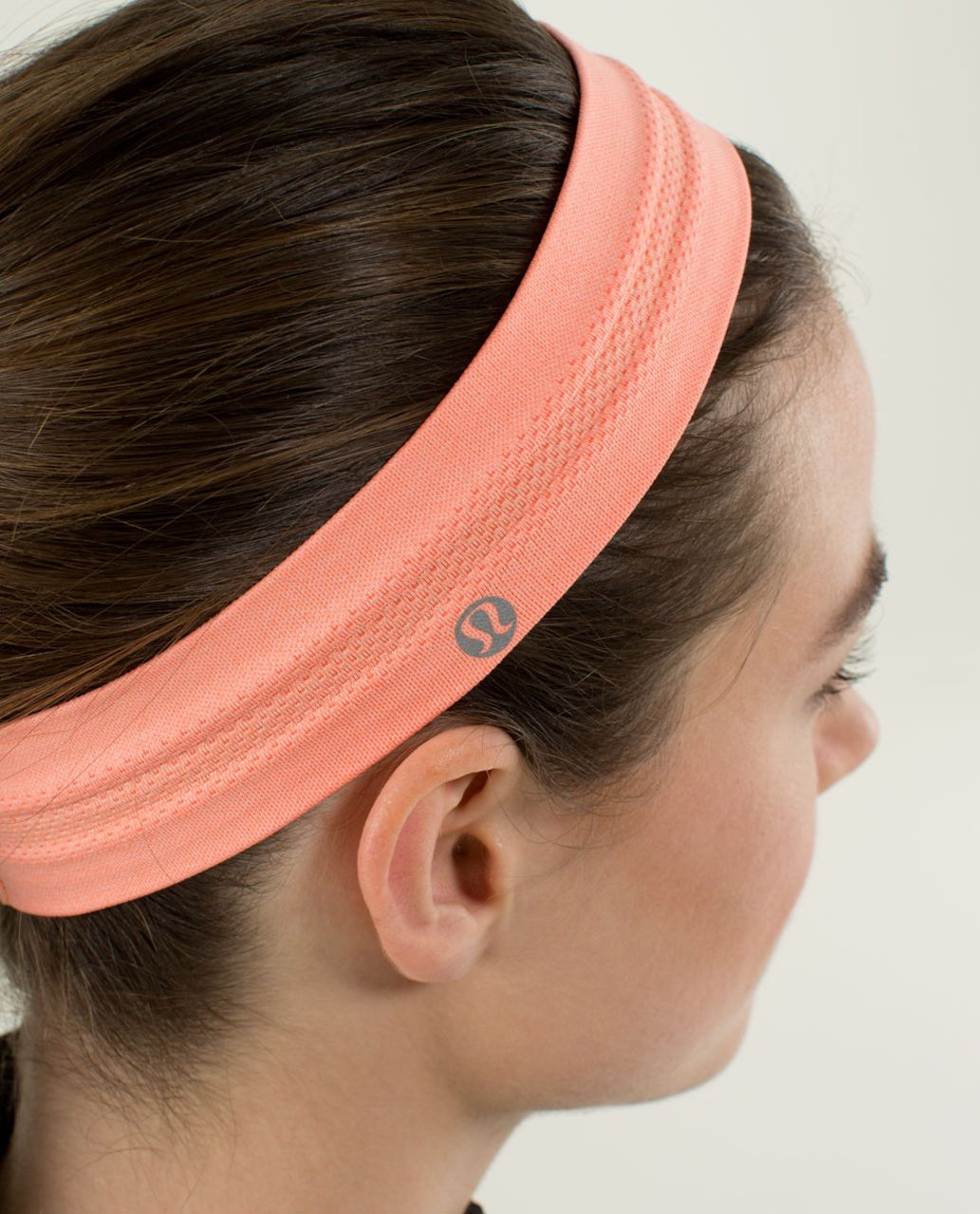 Lululemon Swiftly Headband - Heathered Very Light Flare