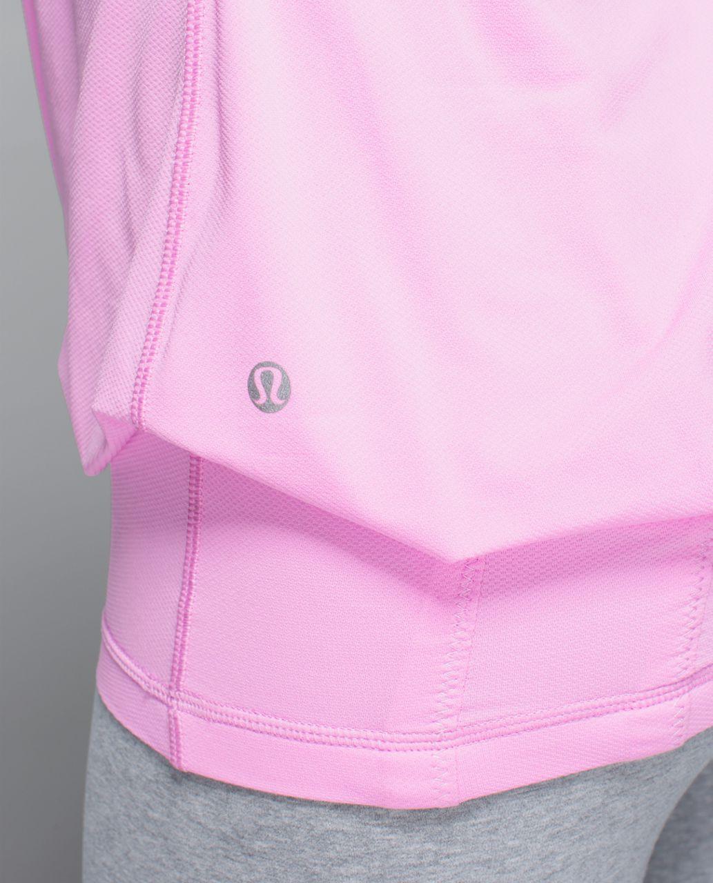 Lululemon Flow & Go Tank - Vintage Pink