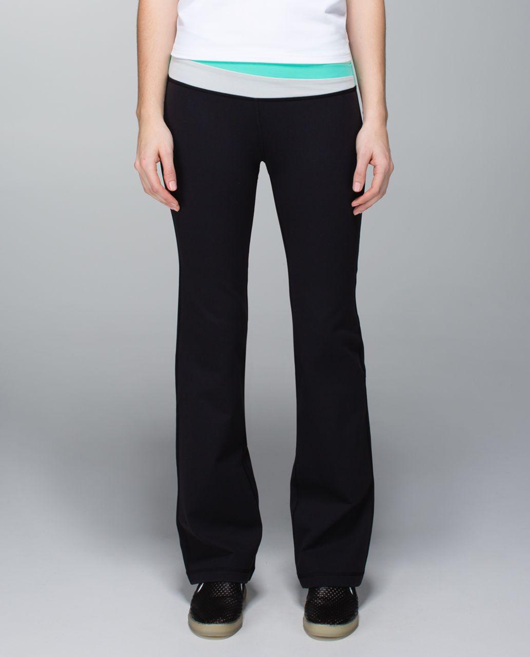 Lululemon Astro Pant (Regular) *Full-On Luon - Black / Bali Breeze / Fresh Teal