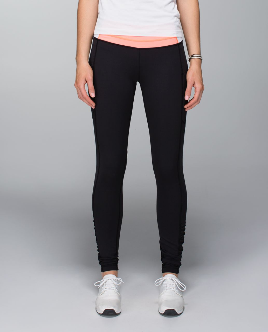 Lululemon Speed Tight *Full-On Luxtreme - Black / Quilt Spring 14-30