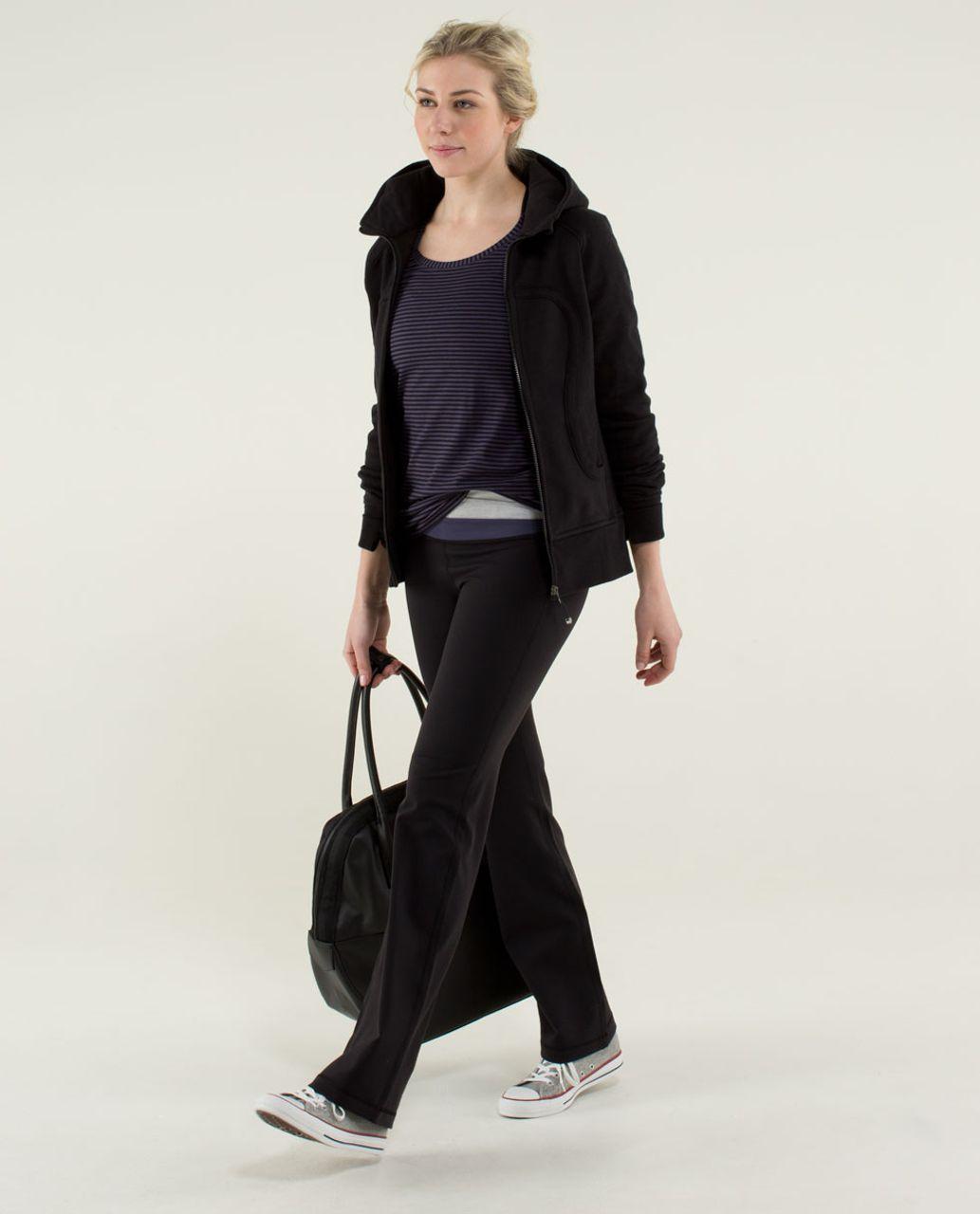 Lululemon Astro Pant (Tall) *Full-On Luon - Black / Cadet Blue / Heathered Medium Grey