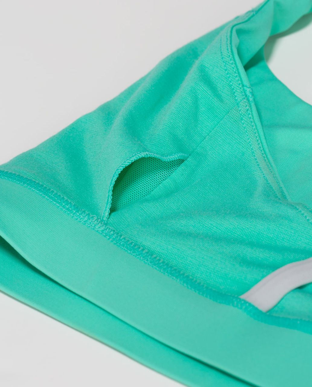 Lululemon Energy Bra - Bali Breeze / Fresh Teal / Silver Spoon