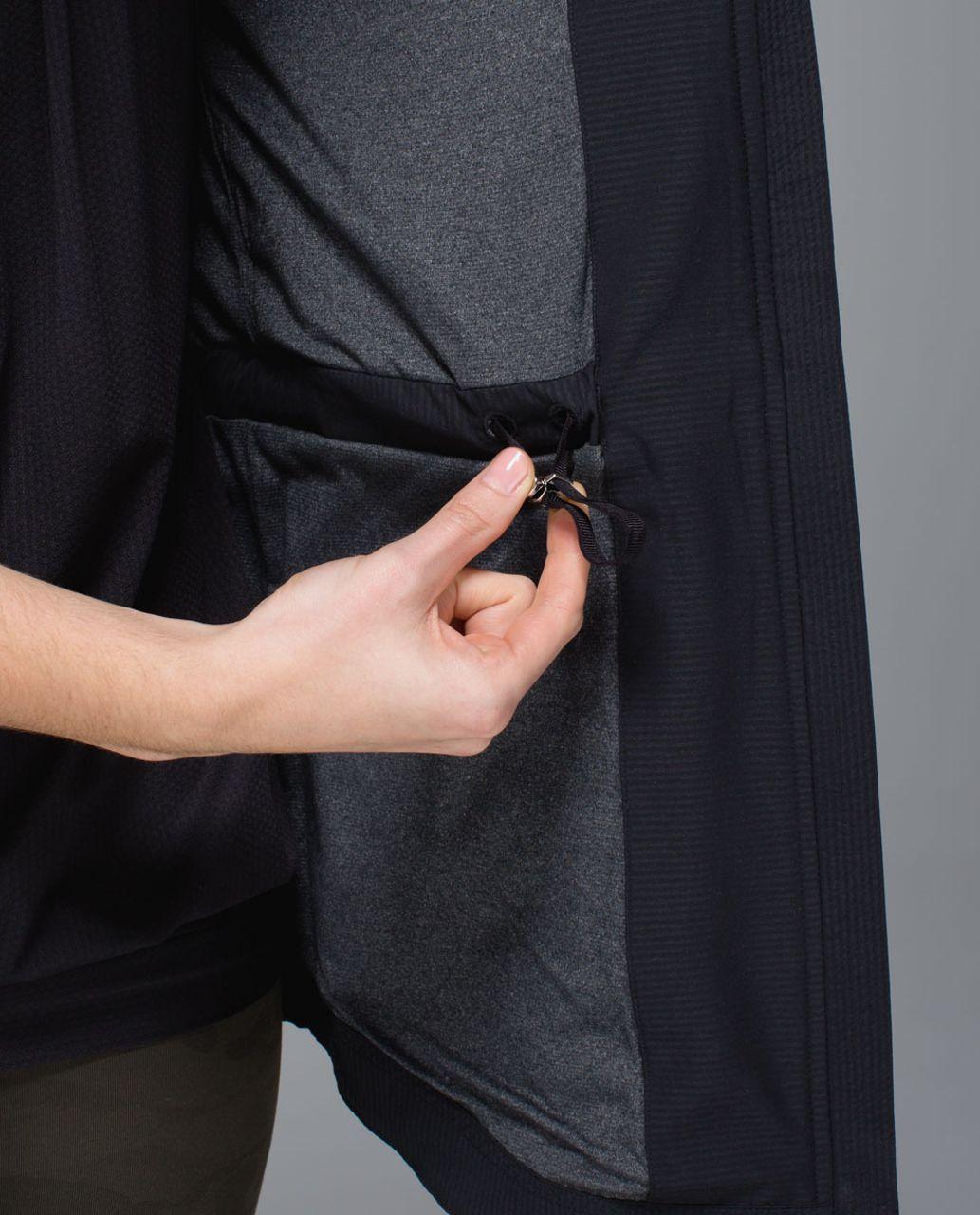 Lululemon Yogi Anorak Jacket - Black