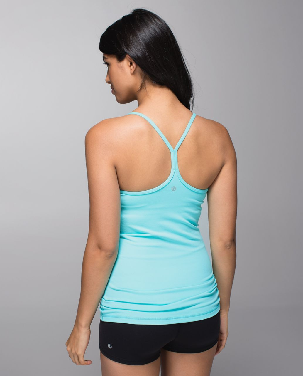 Lululemon Power Y Tank *Luon - Angel Blue