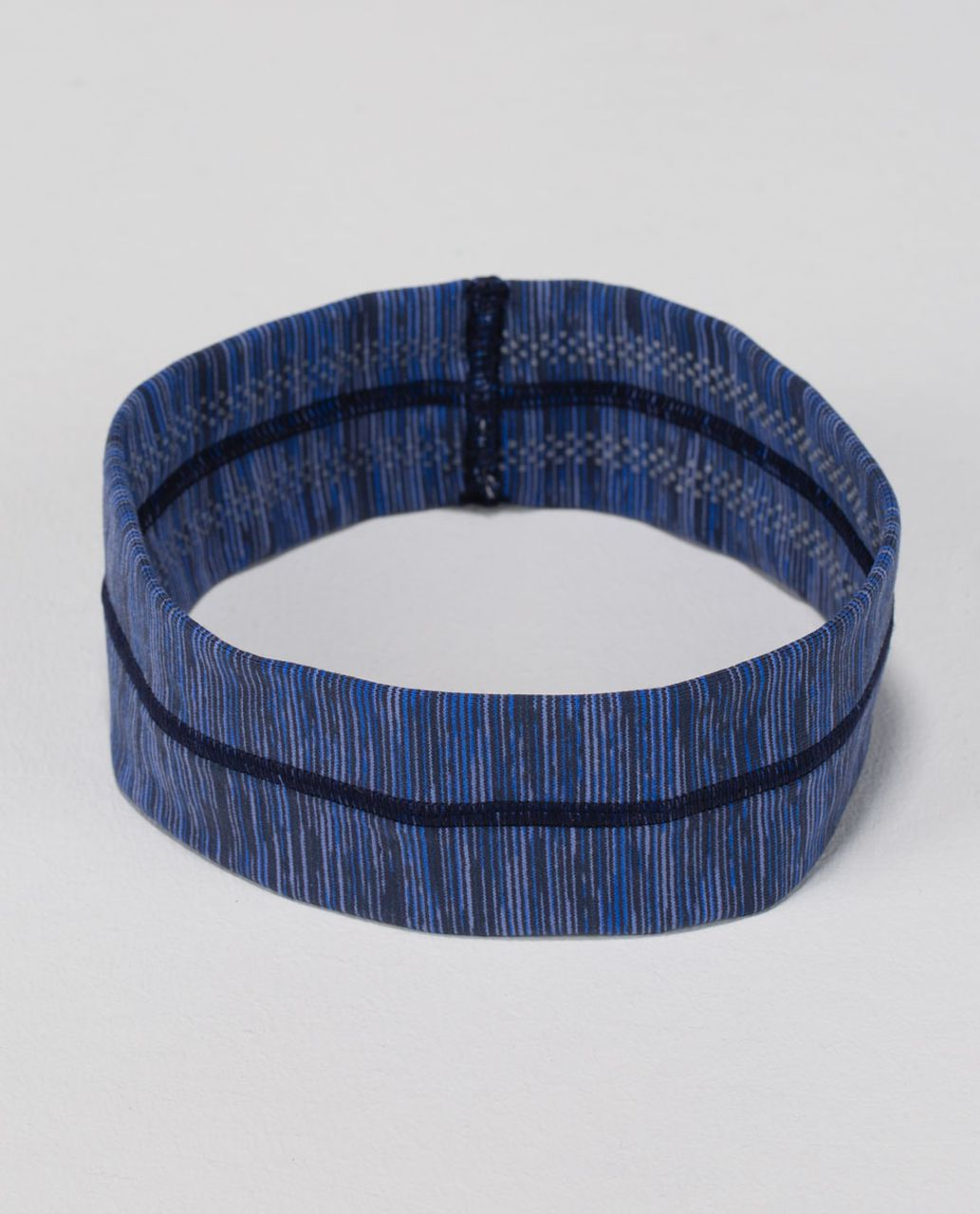 Lululemon Fly Away Tamer Headband - Wee Are From Space Cadet Blue