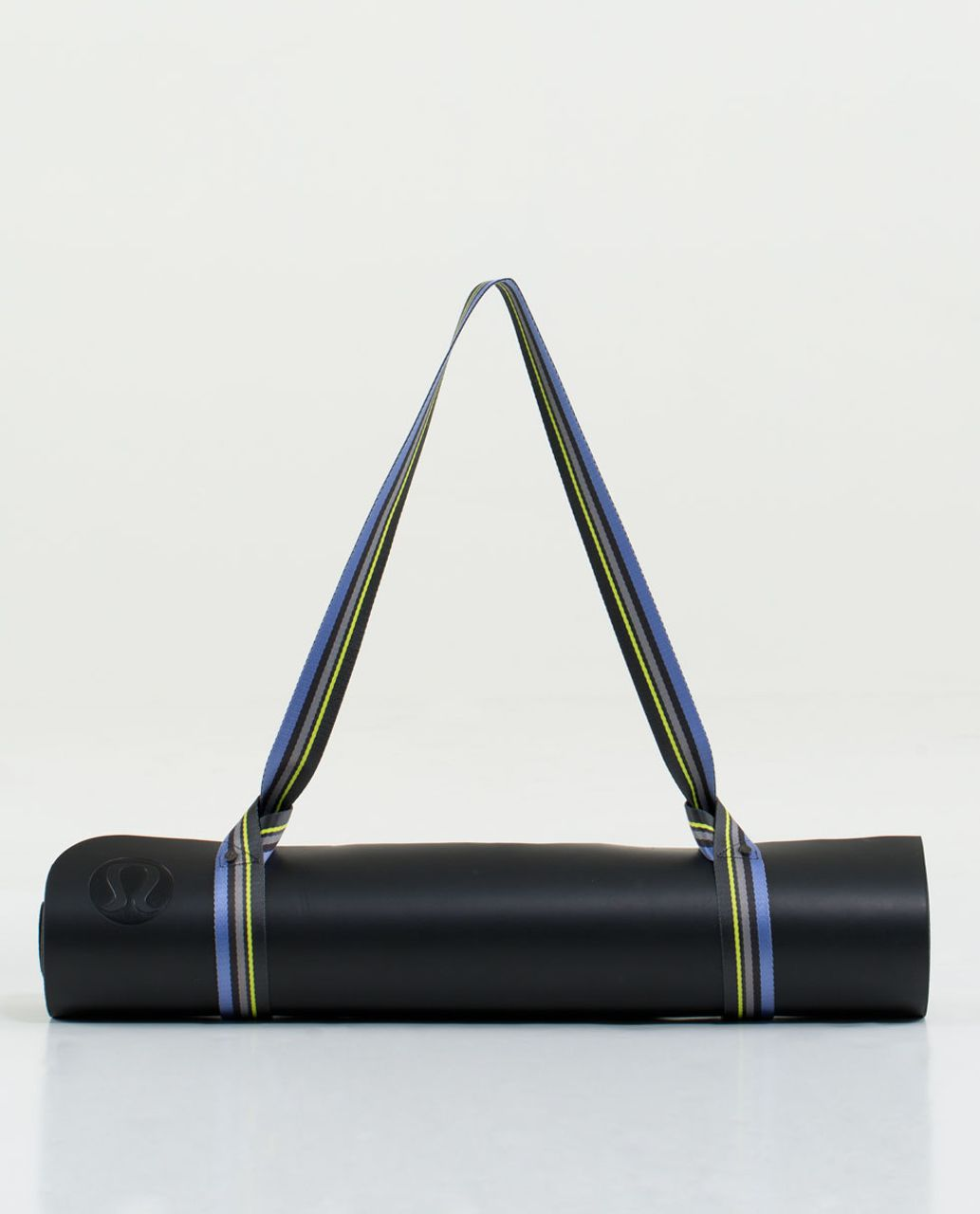 Lululemon Loop It Up Mat Strap - Lullaby / Soot / Ambient Grey / Soot / Antidote