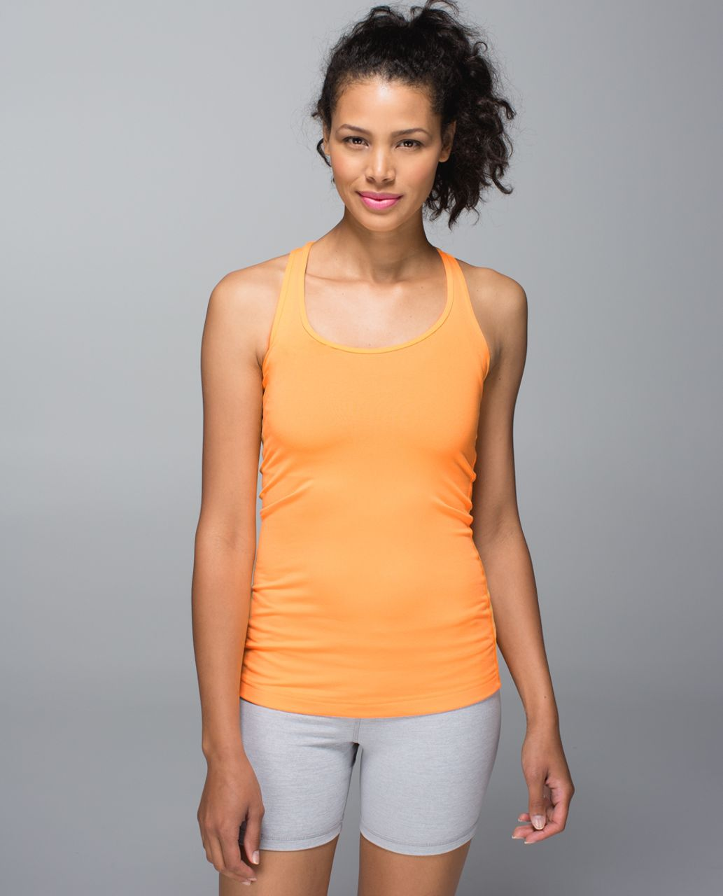 Lululemon Cool Racerback - Creamsicle Pop
