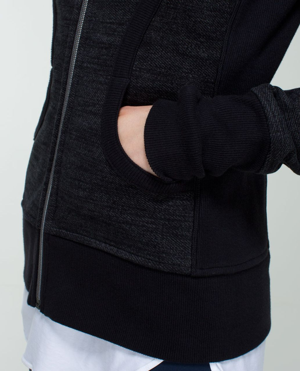 Lululemon Scuba Hoodie II (First Release) - Commuter Denim Black / Soot