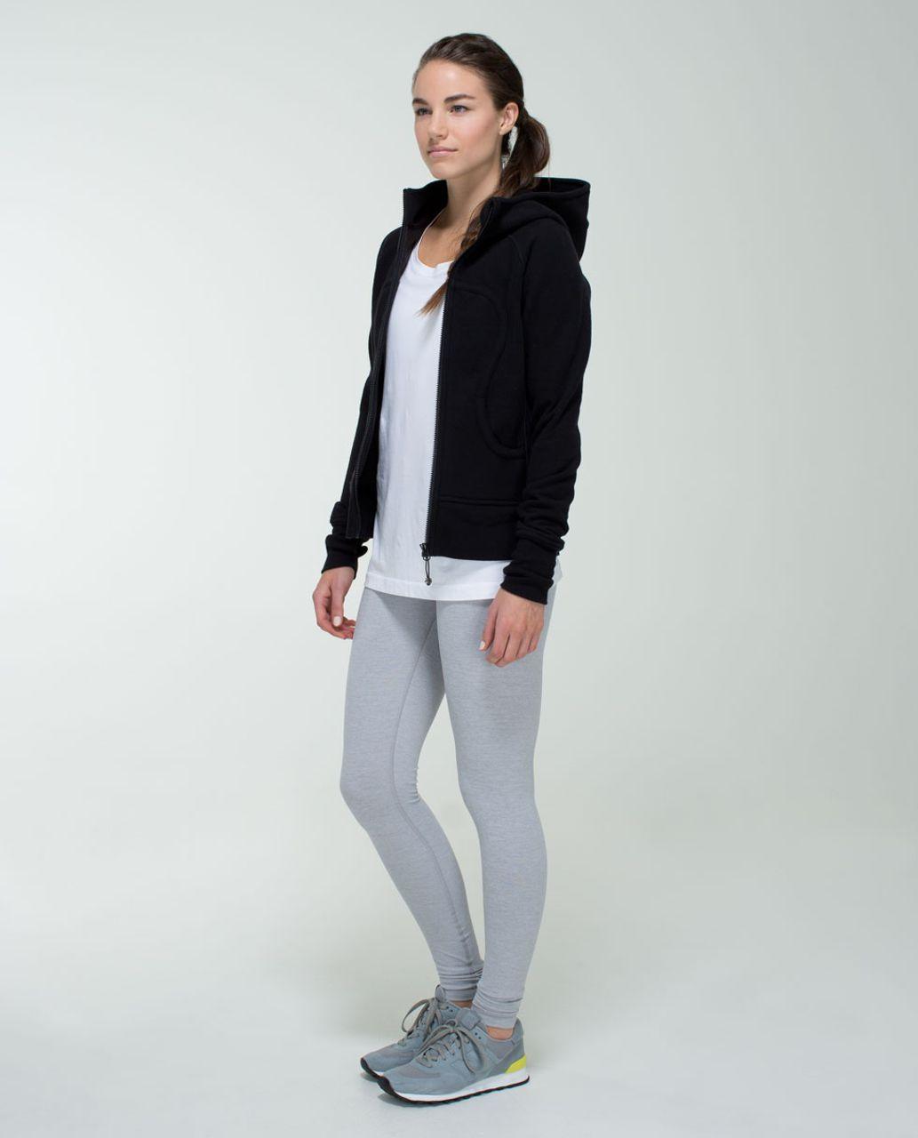 Lululemon Wunder Under Pant - Heathered Medium Grey